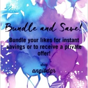 ~bundle for offers and discounts~